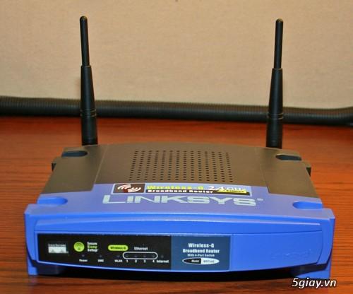 Cần bán router wifi Linksys, Netgear, Dlink, Tplink.... - 4