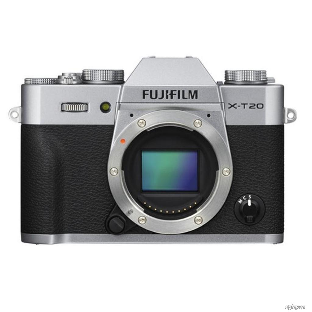 Cần Bán: Body Fujifilm XT20, new, bh 24 tháng