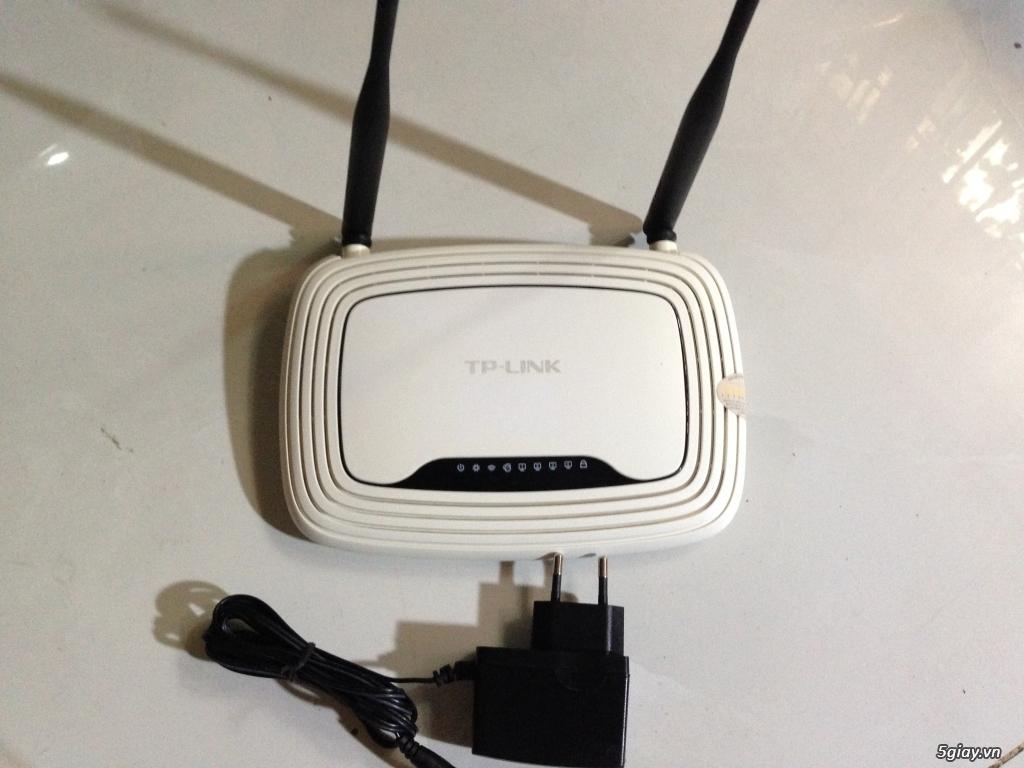 Cần bán router wifi Linksys, Netgear, Dlink, Tplink.... - 1