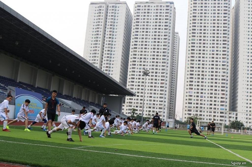 Cho thuê đất làm sân bóng Linh Đàm, Hoàng Mai 5000m2