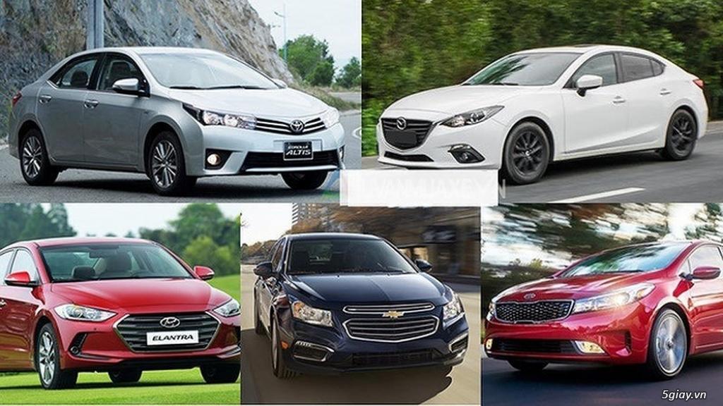 Chuyên mua xe ôtô cũ tại nhà giá cao, uy tín, nhanh nhẹn