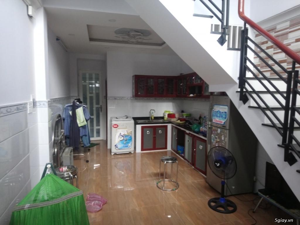 Cho thuê nhà nguyên căn mới xây khu an ninh DT 75m2 2 PN