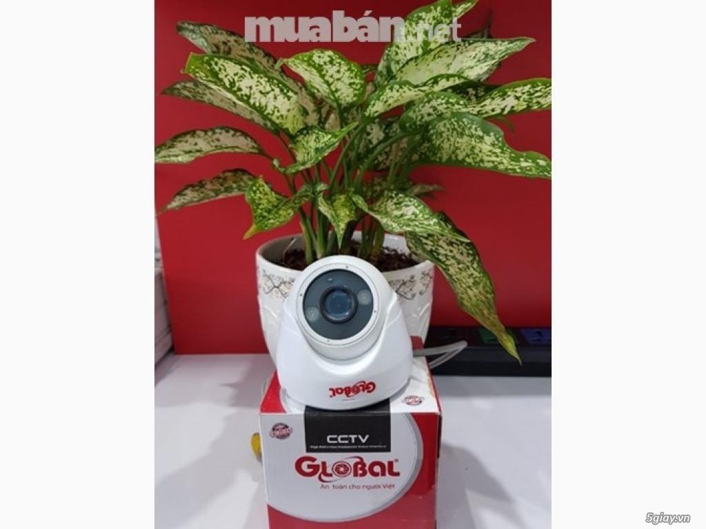 Trọn bộ 3 camera global full hd (giá 3.350.000) bảo hành 2 năm