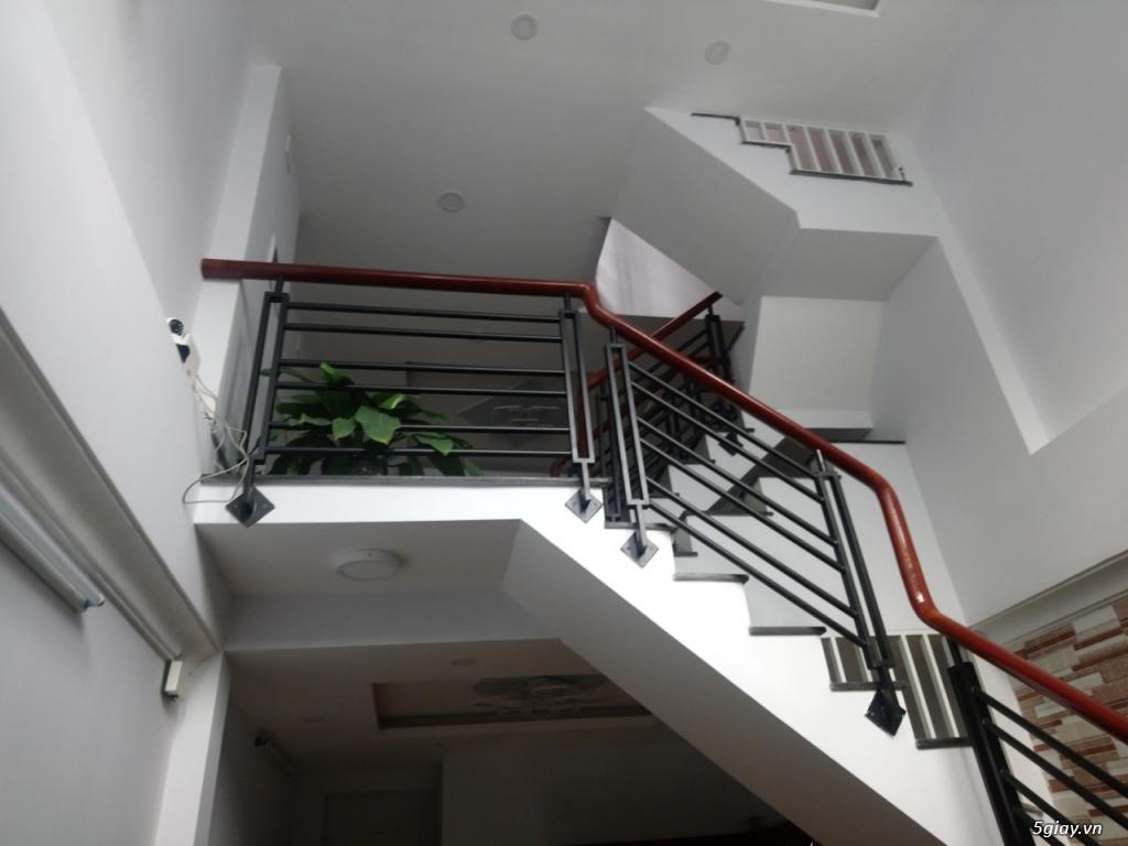 Cho thuê nhà nguyên căn mới xây khu an ninh DT 75m2 2 PN - 1