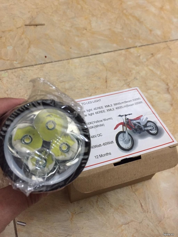Các loại đèn led. Phụ tùng xe máy, xe ôtô - 4