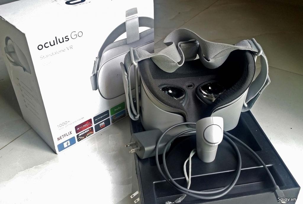 Kính thực tế ảo Oculus Go