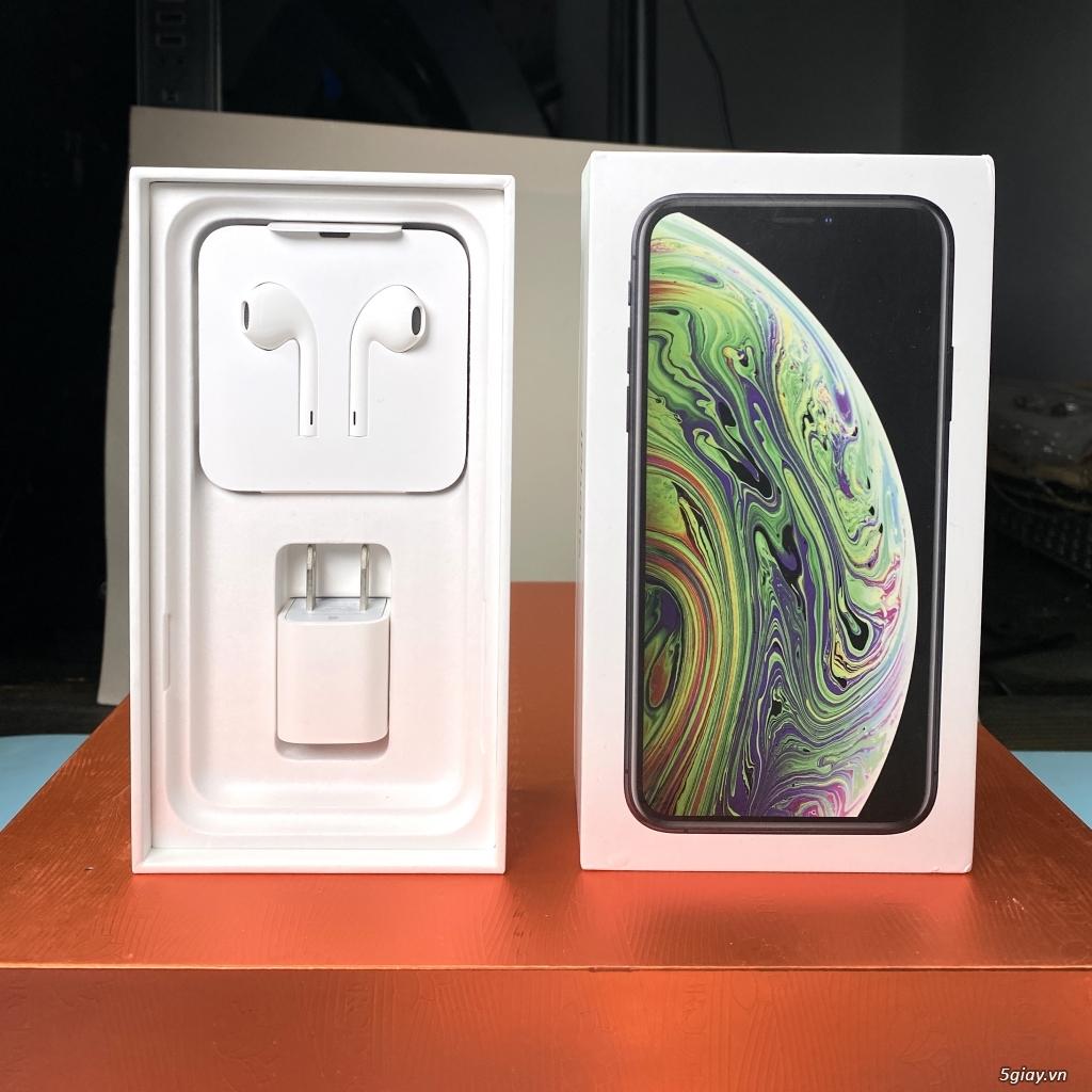 Bán Apple iPhone XS 256GB Đen Bóng - Quốc Tế - BH - 2