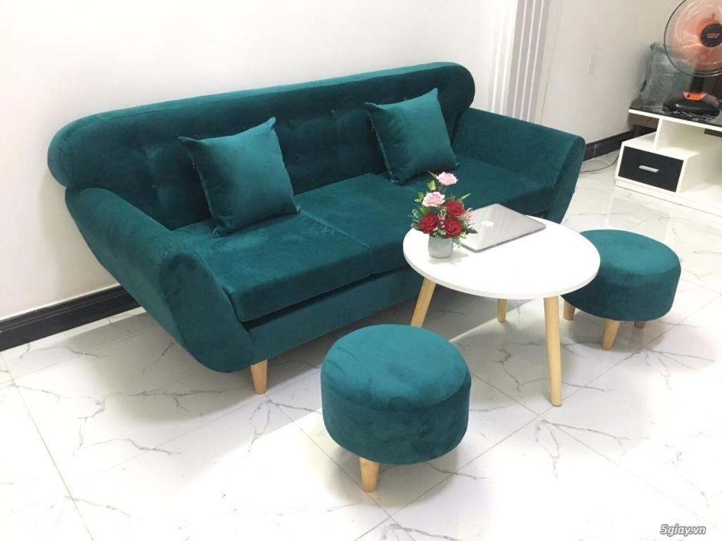 Bộ sofa băng phòng khách