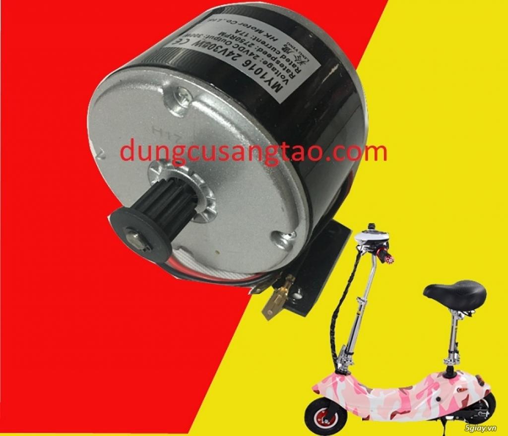 Phụ kiện chế xe điện, xe scooter giá rẻ - 11