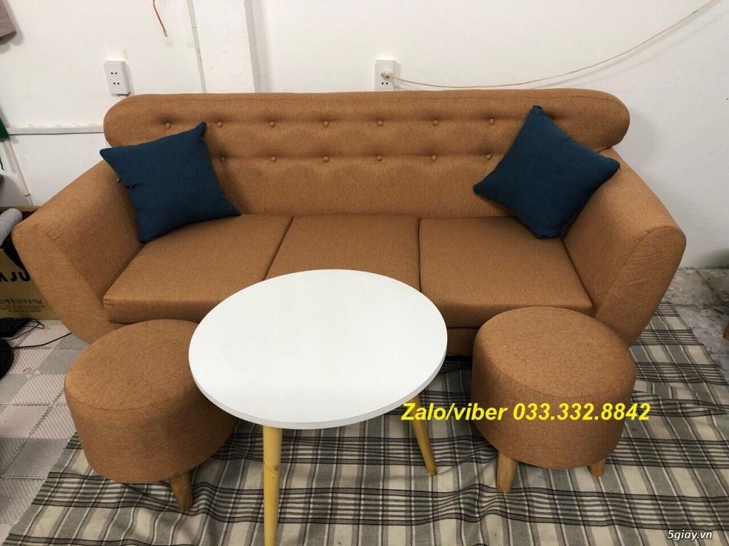 Bộ sofa băng phòng khách - 4