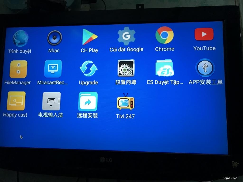 Cái cuối: 4k smart tivi box UBOX3 S900 PRO chính hãng End: 23h00 ngày 19-10-2019 - 6