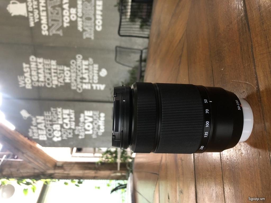 Cần bán lại Lens Fujifilm XC 50-230mm F4.5-6.7 OIS - 2