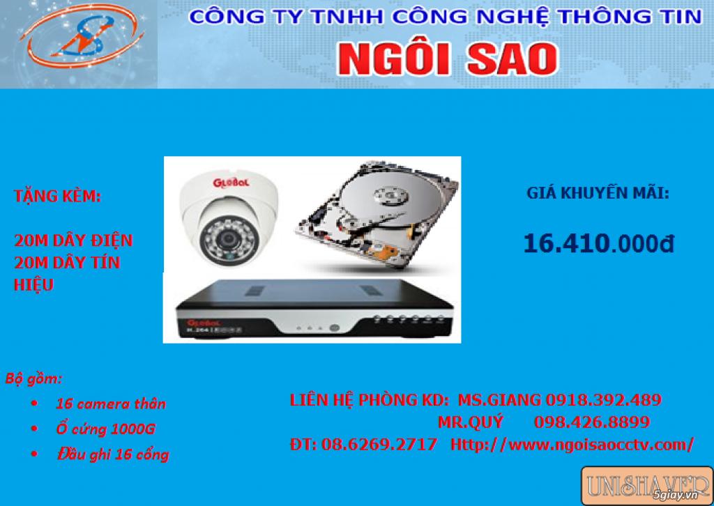 đầu ghi hình 4 kênh độ phân giải full hd,1080N giá rẻ - 1