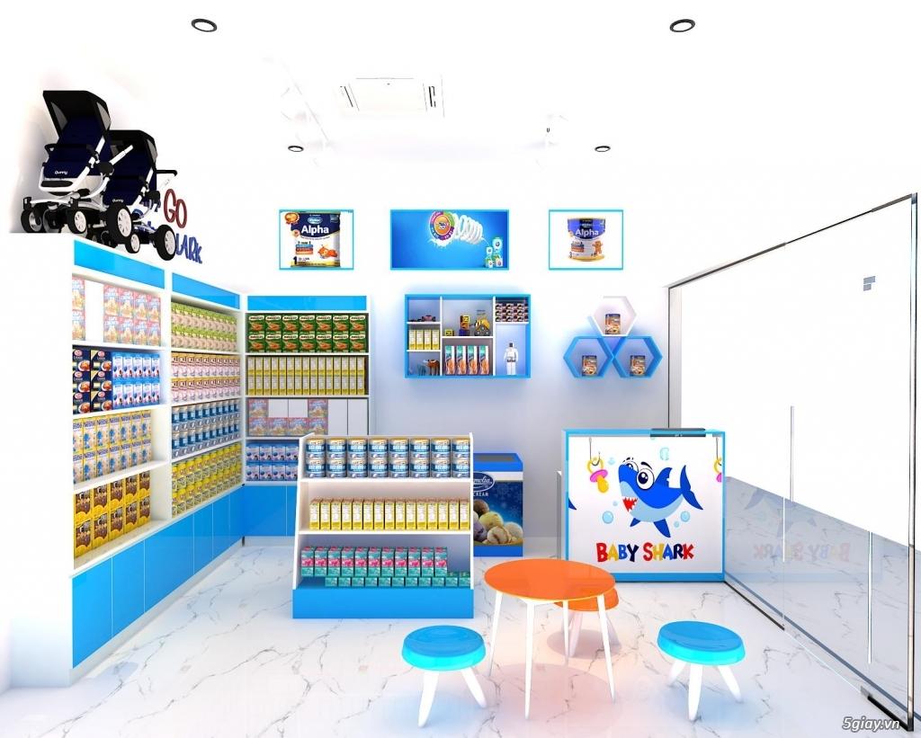 Baby Shark shop tuyển nhân viên sale-marketing online - 2