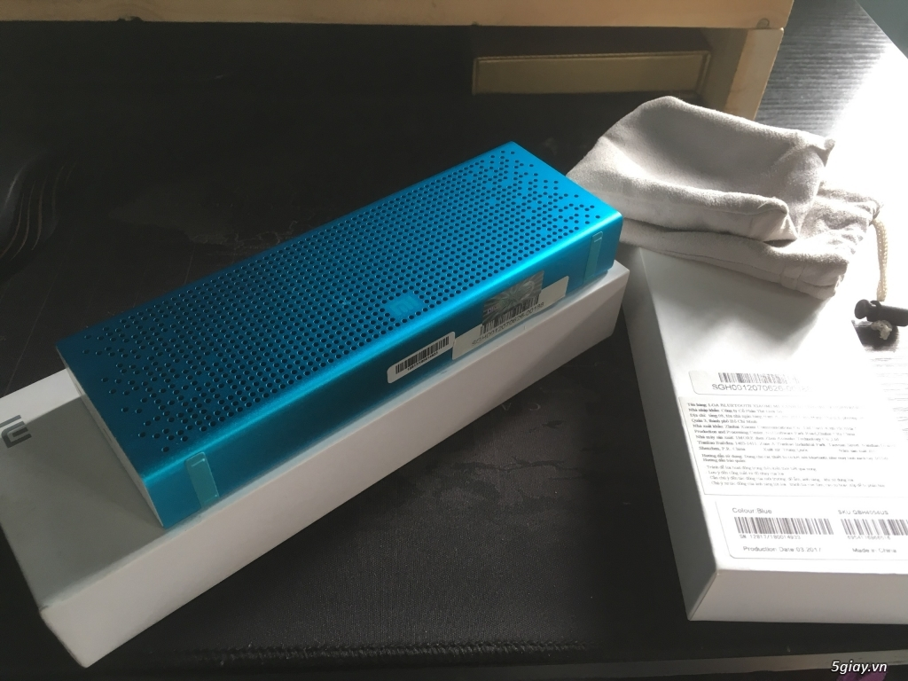 Bán loa bluetooth Xiaomi Square Box 2 vỏ nhôm