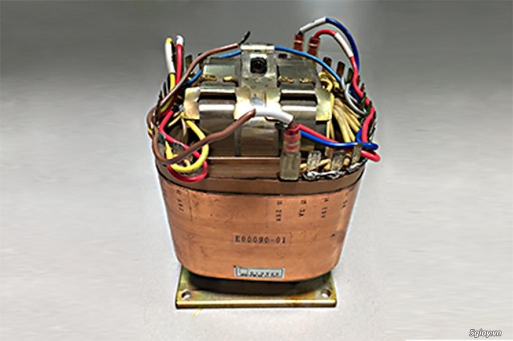 Biến áp cách ly , thùng biến áp cách ly, lọc điện - 14