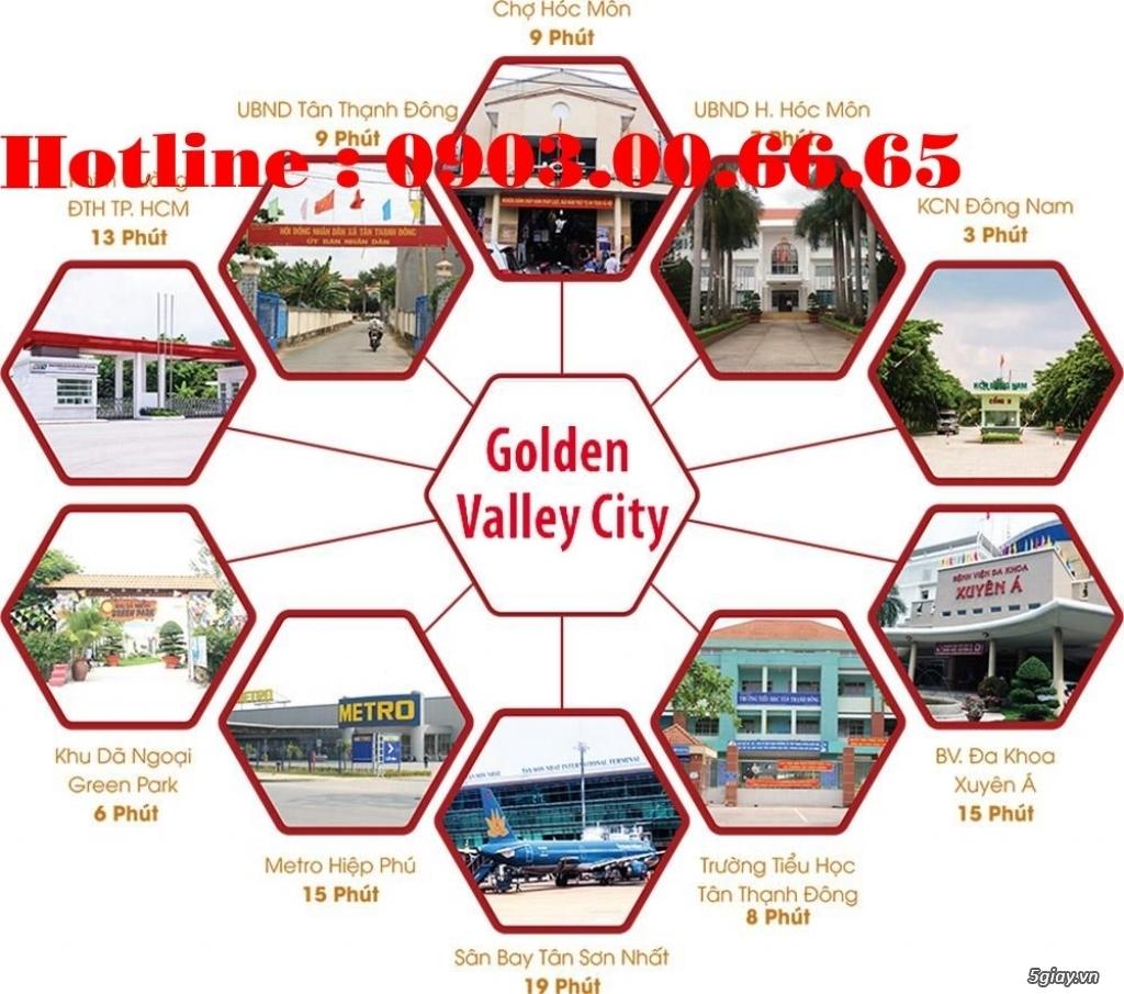 Bán đất TP HCM, 458tr, MT Đường 107, SHR, 100% thổ cư, Củ Chi - TP HCM - 3