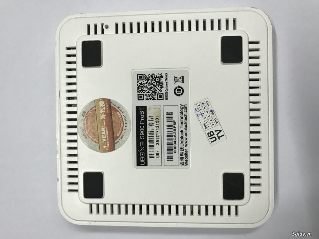Cái cuối: 4k smart tivi box UBOX3 S900 PRO chính hãng End: 23h00 ngày 19-10-2019 - 1