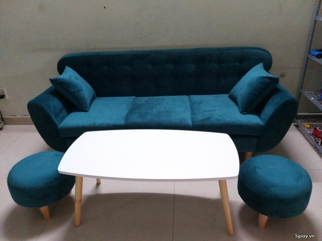 Bộ sofa băng phòng khách - 3