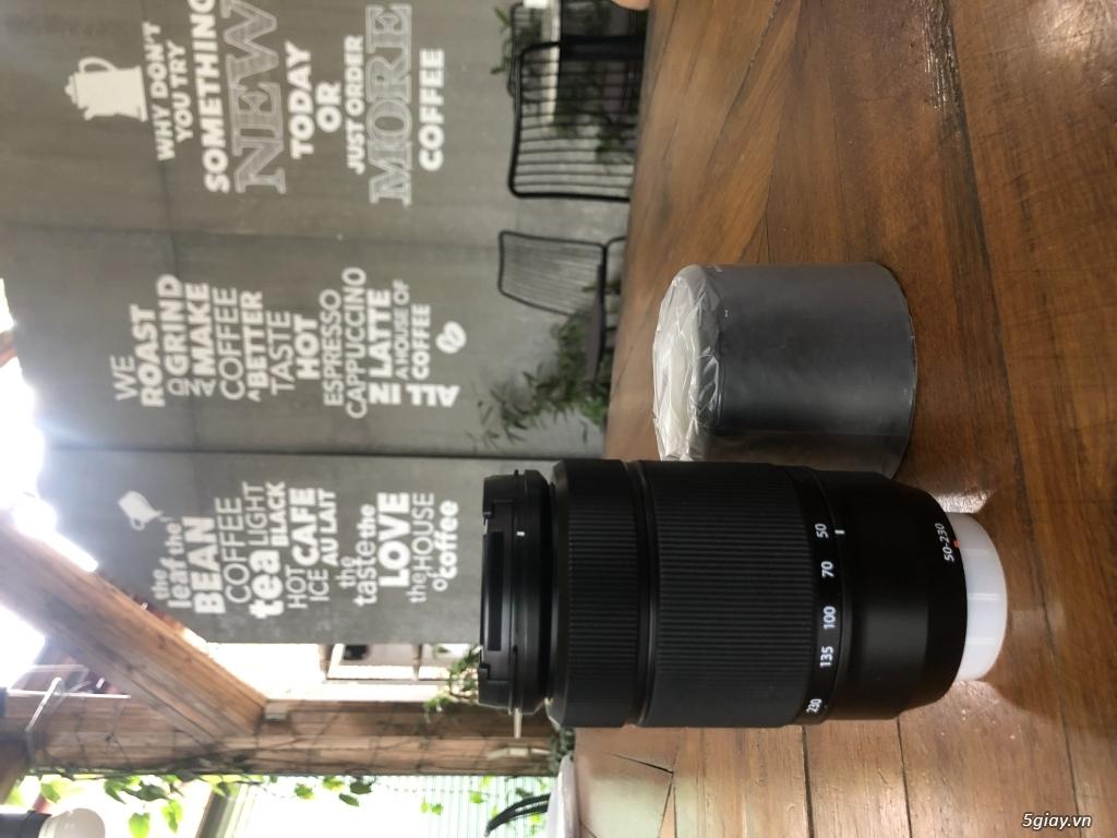 Cần bán lại Lens Fujifilm XC 50-230mm F4.5-6.7 OIS