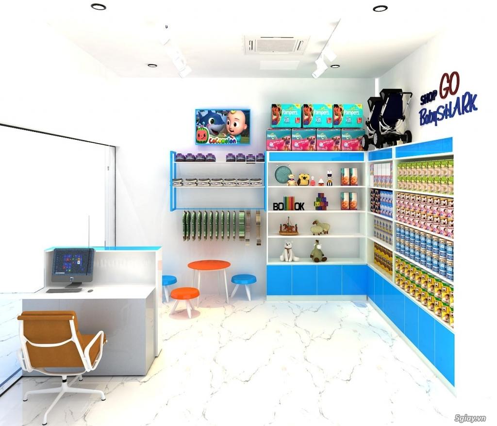 Baby Shark shop tuyển nhân viên sale-marketing online - 1