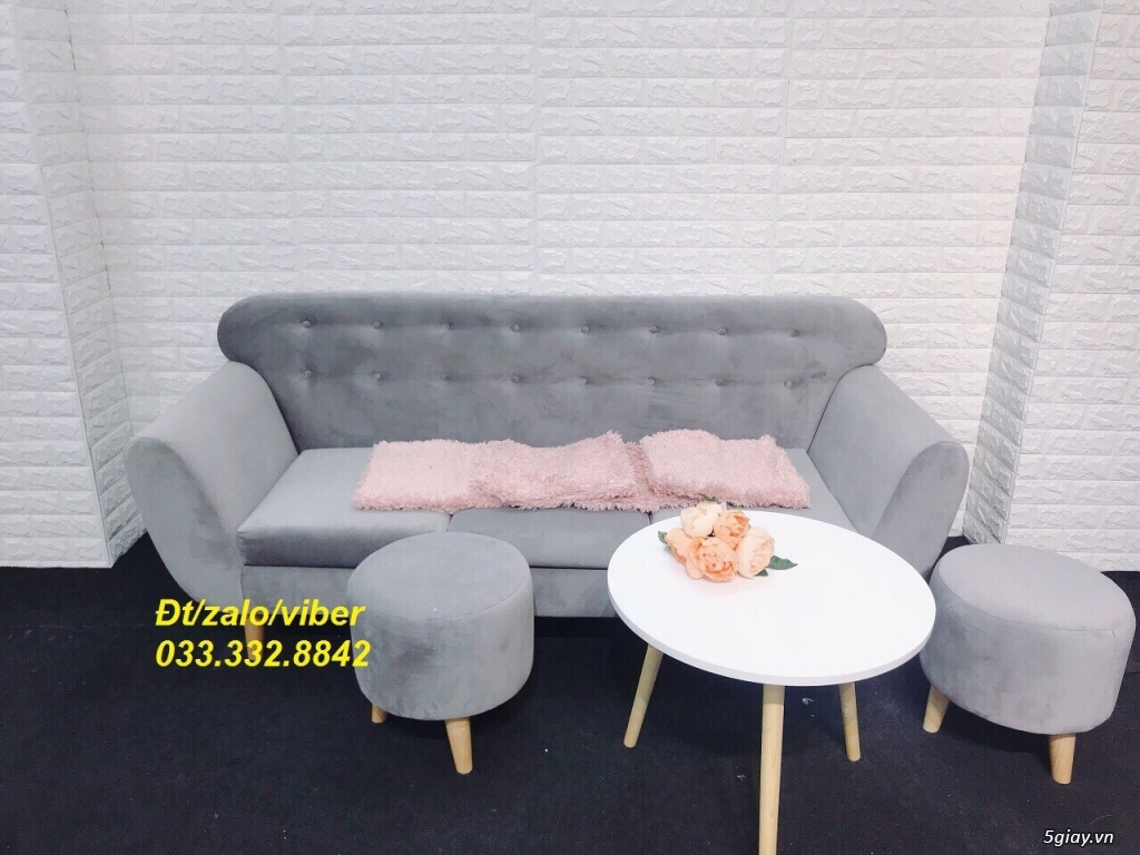 Bộ sofa băng phòng khách - 6