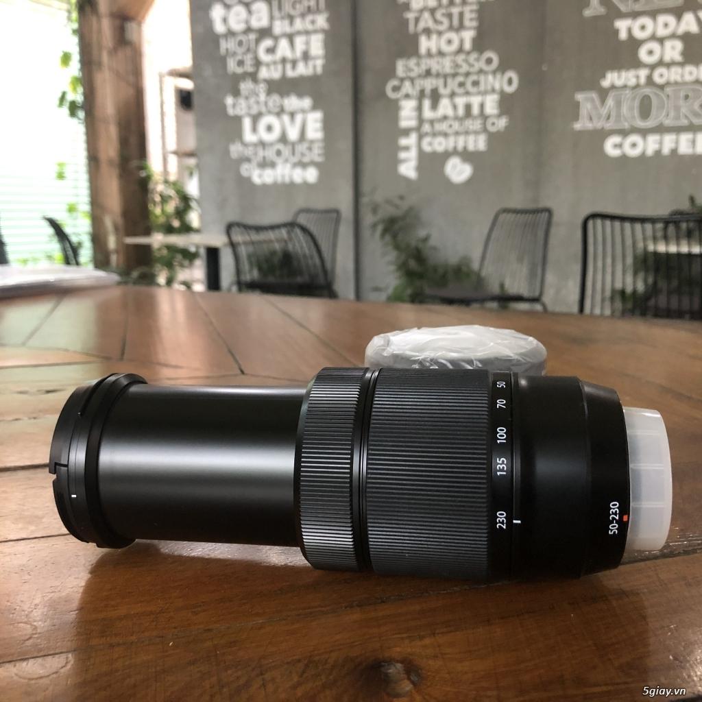 Cần bán lại Lens Fujifilm XC 50-230mm F4.5-6.7 OIS - 1