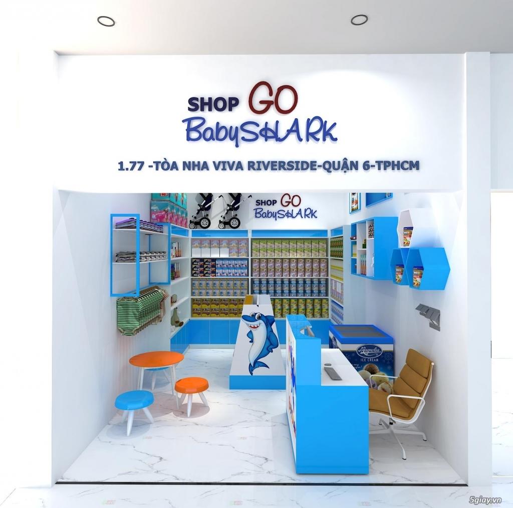 Baby Shark shop tuyển nhân viên sale-marketing online