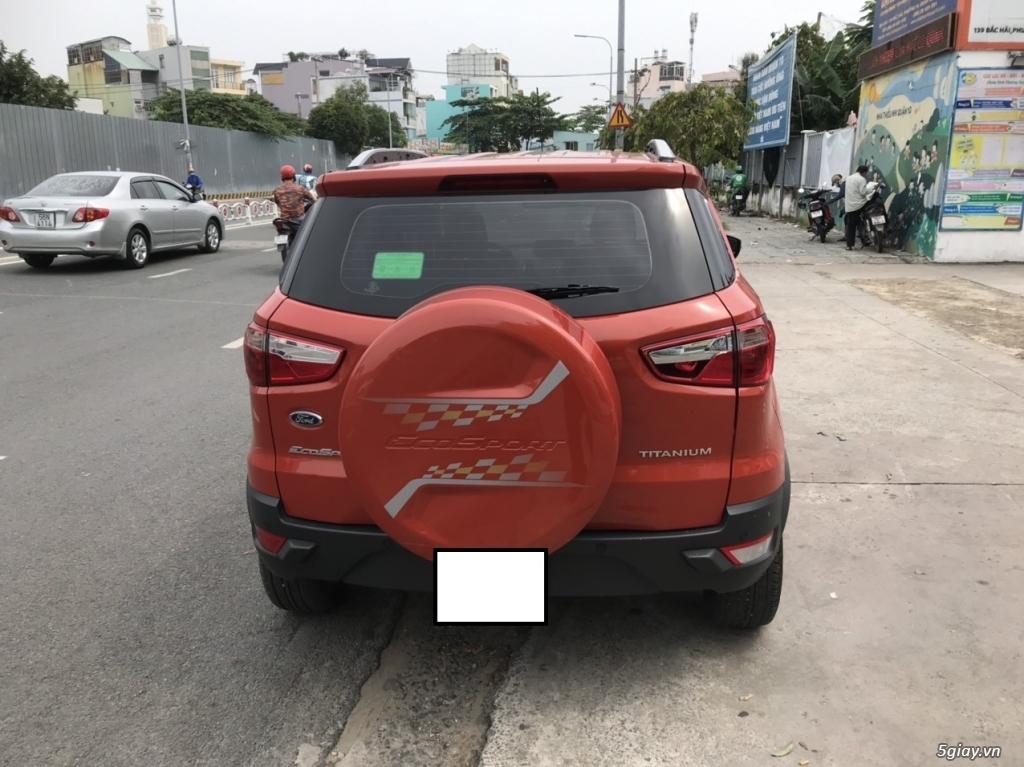 Ford EcoSport Titanium 1.5 AT đăng ký lần đầu 2018, năm SX 2017, màu c - 2