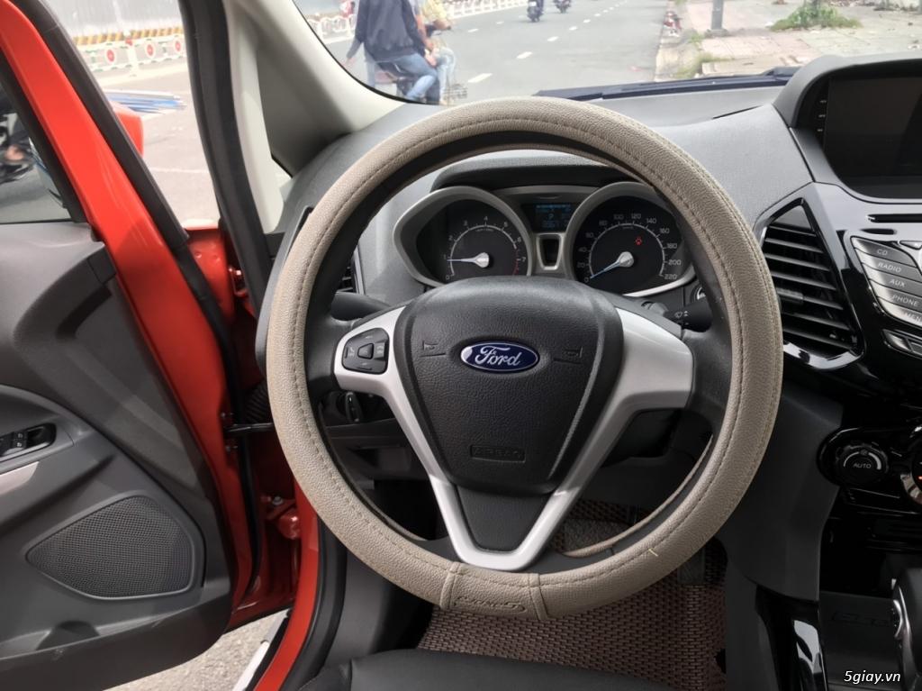 Ford EcoSport Titanium 1.5 AT đăng ký lần đầu 2018, năm SX 2017, màu c - 7