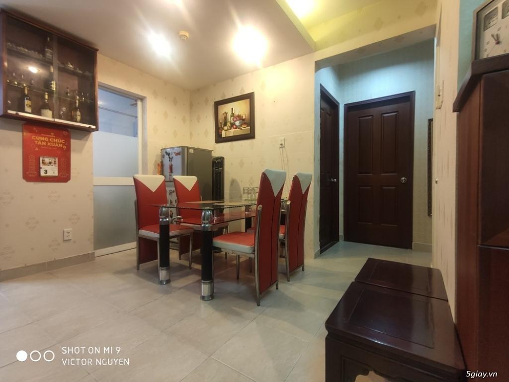 Chính chủ bán căn hộ chung cư  Q8 Phú Lợi D1 ,71m2, 2PN, sổ hồng - 1