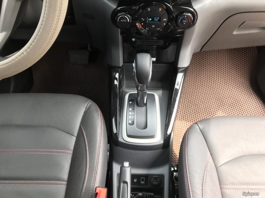 Ford EcoSport Titanium 1.5 AT đăng ký lần đầu 2018, năm SX 2017, màu c - 8