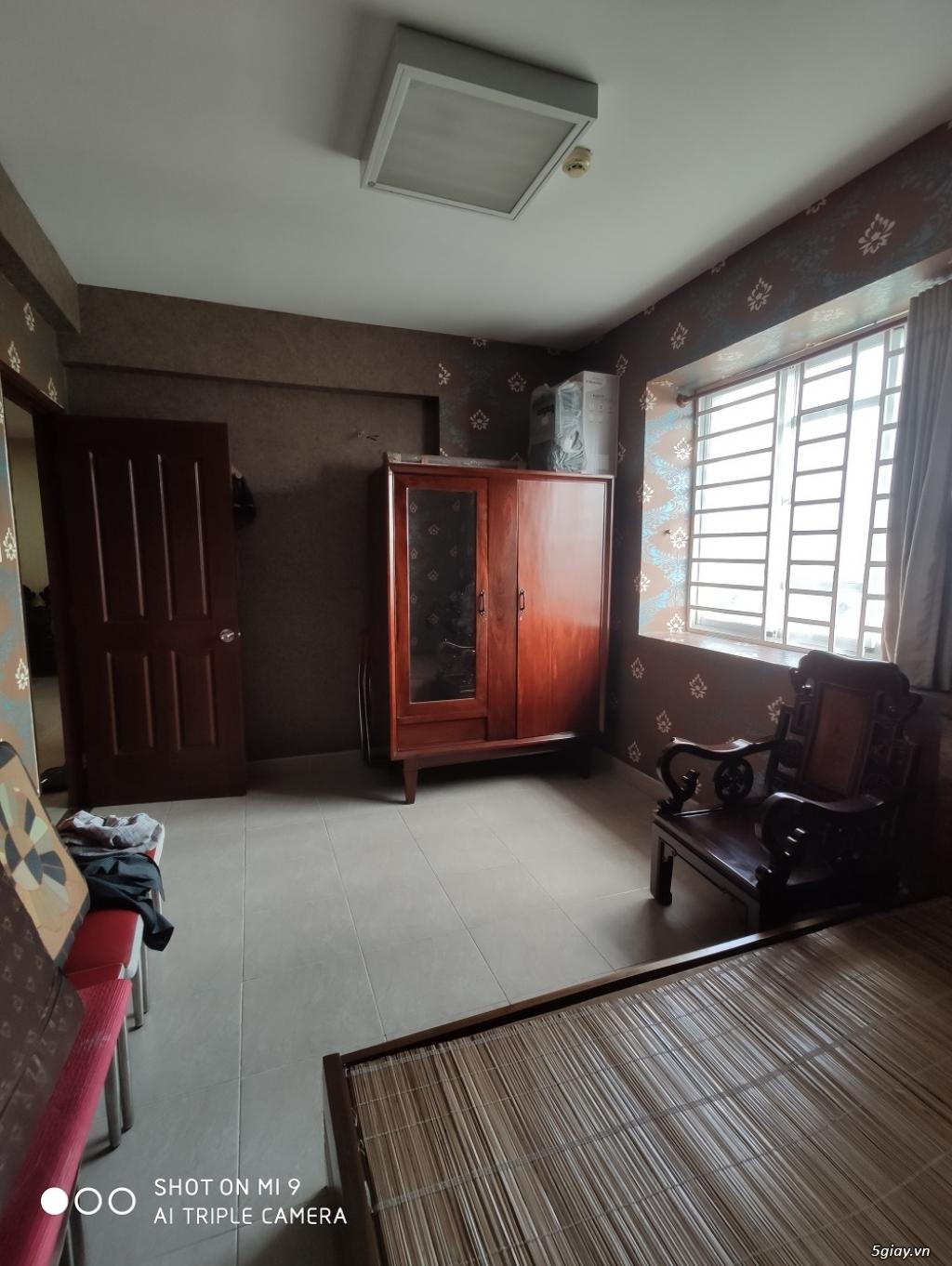 Chính chủ bán căn hộ chung cư  Q8 Phú Lợi D1 ,71m2, 2PN, sổ hồng - 4