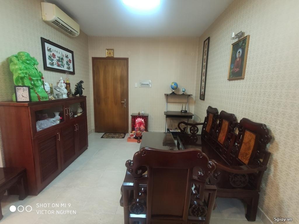 Chính chủ bán căn hộ chung cư  Q8 Phú Lợi D1 ,71m2, 2PN, sổ hồng