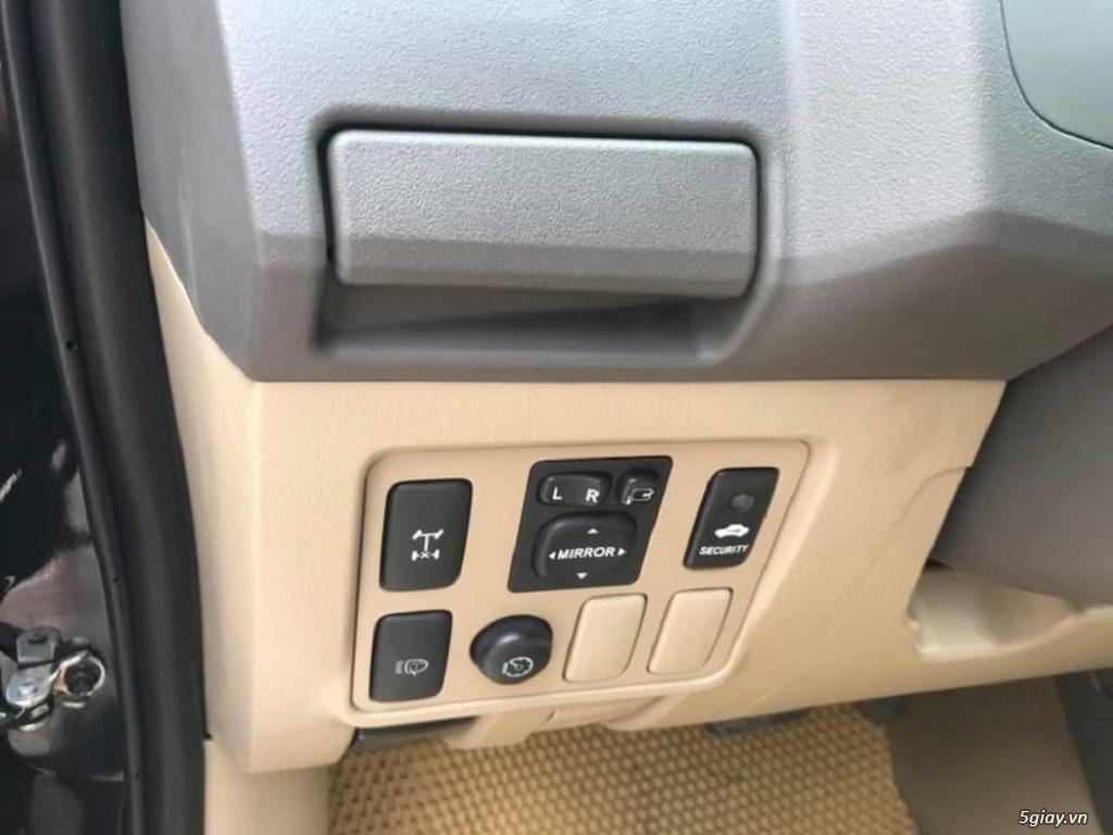 Toyota Fortuner sx 2013, số tự động 2 cầu máy xăng, màu đen - 3
