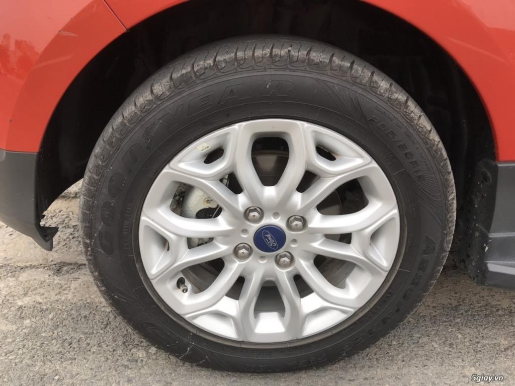 Ford EcoSport Titanium 1.5 AT đăng ký lần đầu 2018, năm SX 2017, màu c - 4