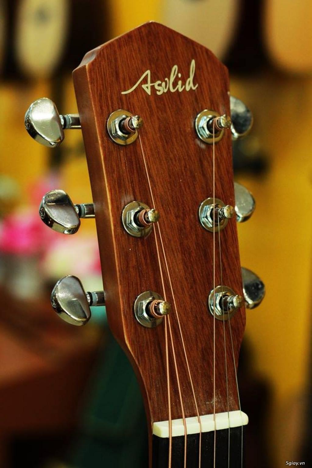 Đàn guitar acaustic - 2
