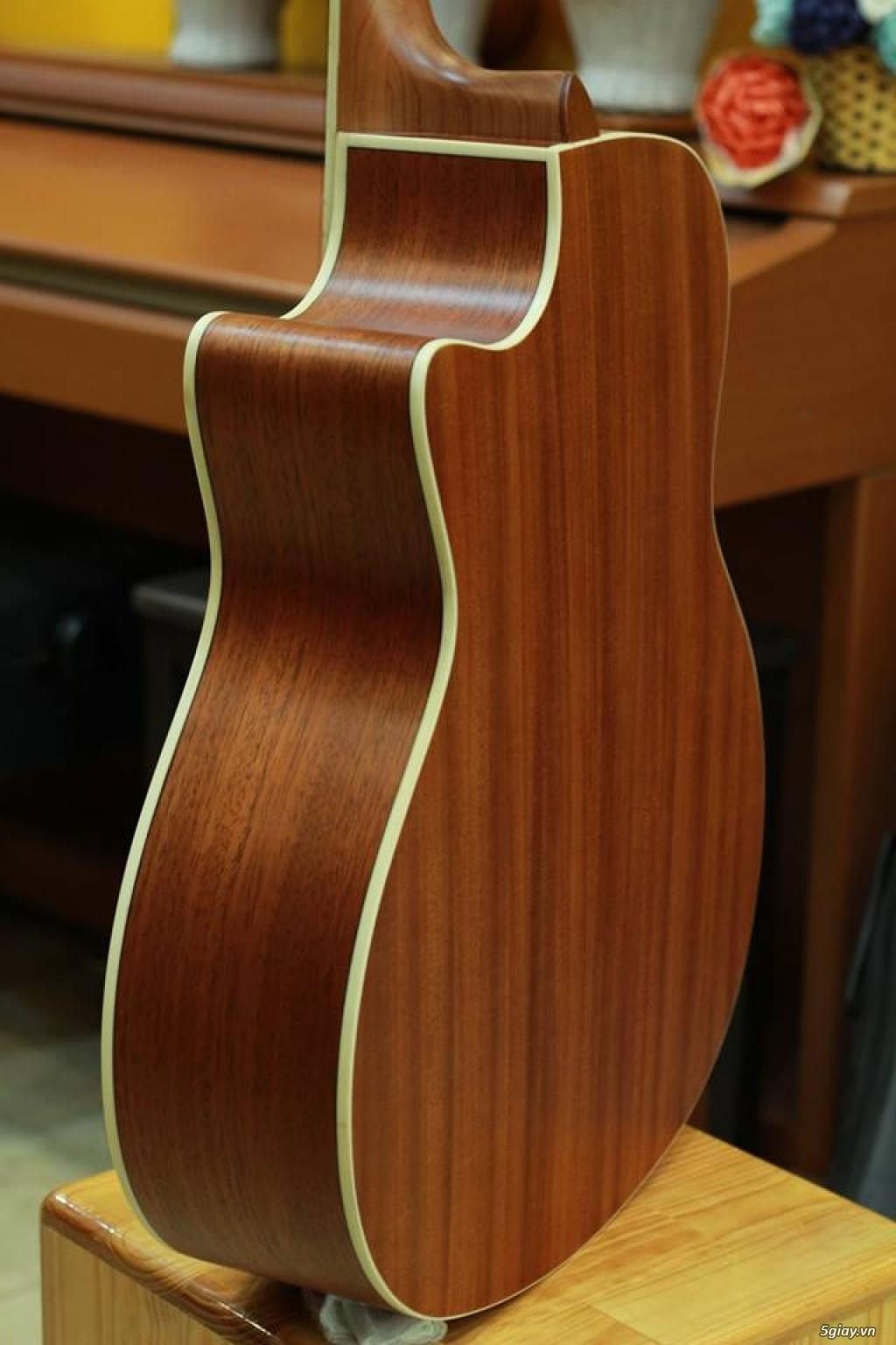 Đàn guitar acaustic - 1