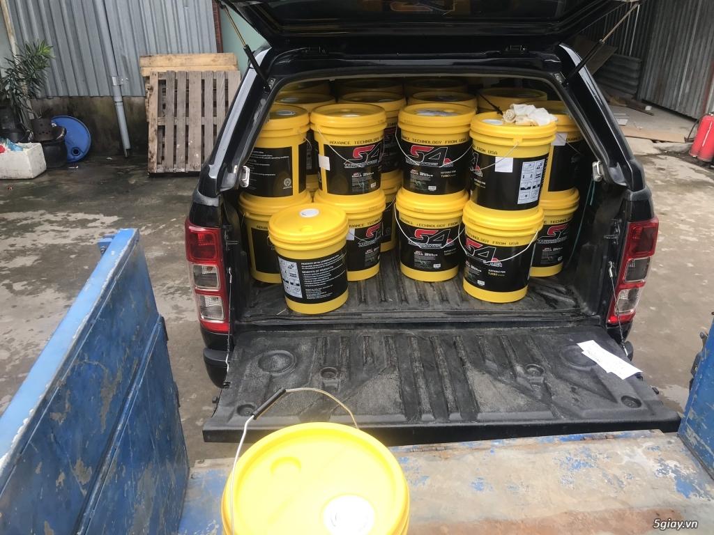 Dầu cắt gọt kim loại, giá dầu cắt gọt kim loại, dầu tưới nguội - 2