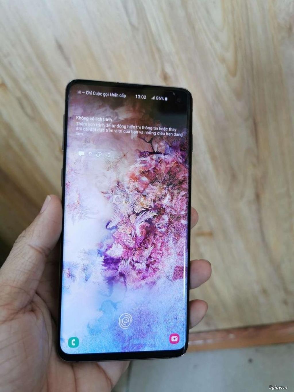 Cần bán: Samsung S10 VN fullbox