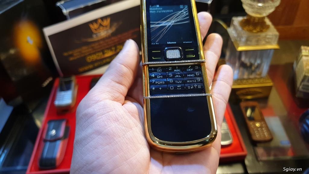 Ông hoàng điện thoại chính hãng Vertu // Nokia 8800 - 6700 - Mobiado - 21