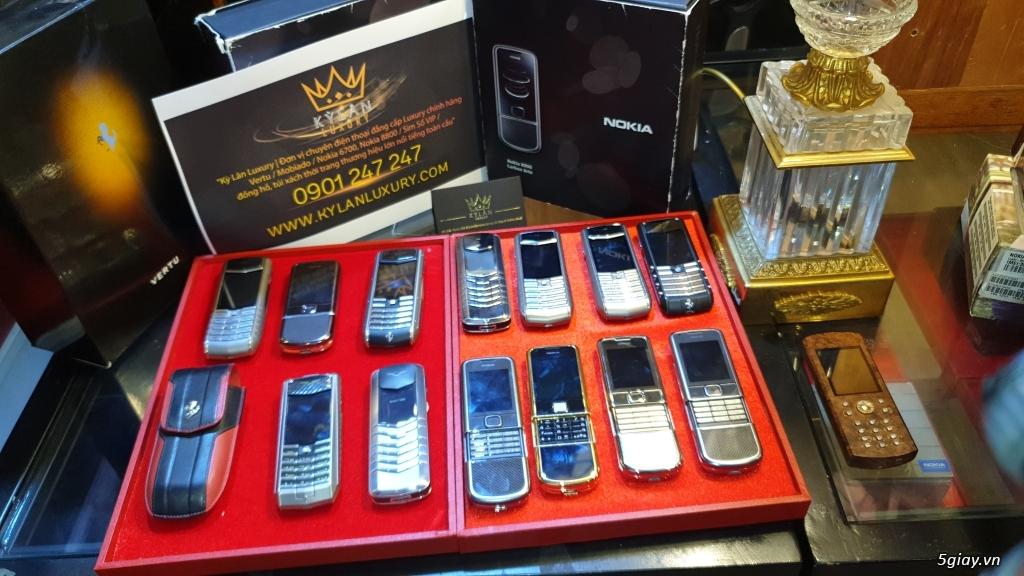 Ông hoàng điện thoại chính hãng Vertu // Nokia 8800 - 6700 - Mobiado