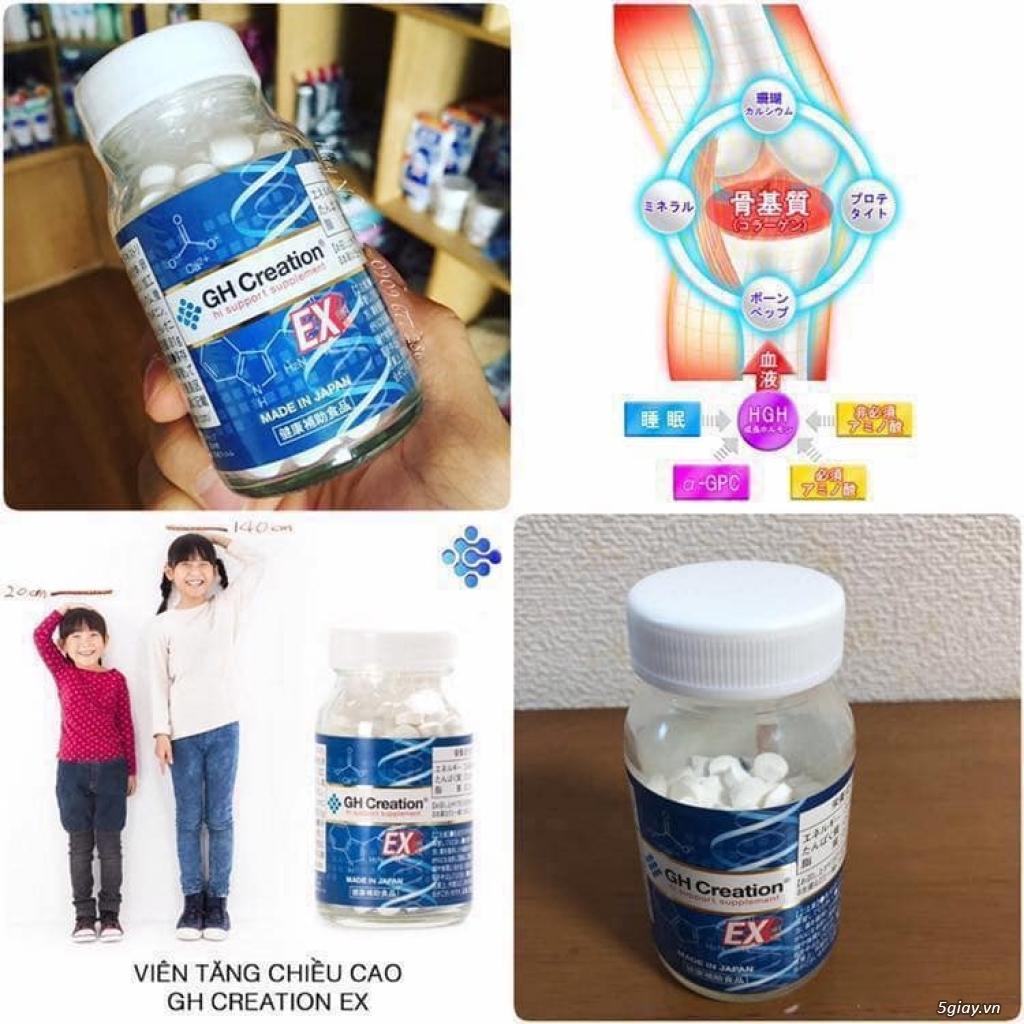 Chuyên Vitamin-Thực phẩm bổ sung-Mỹ phẩm Hàng Chính Hãng Nhật - 1