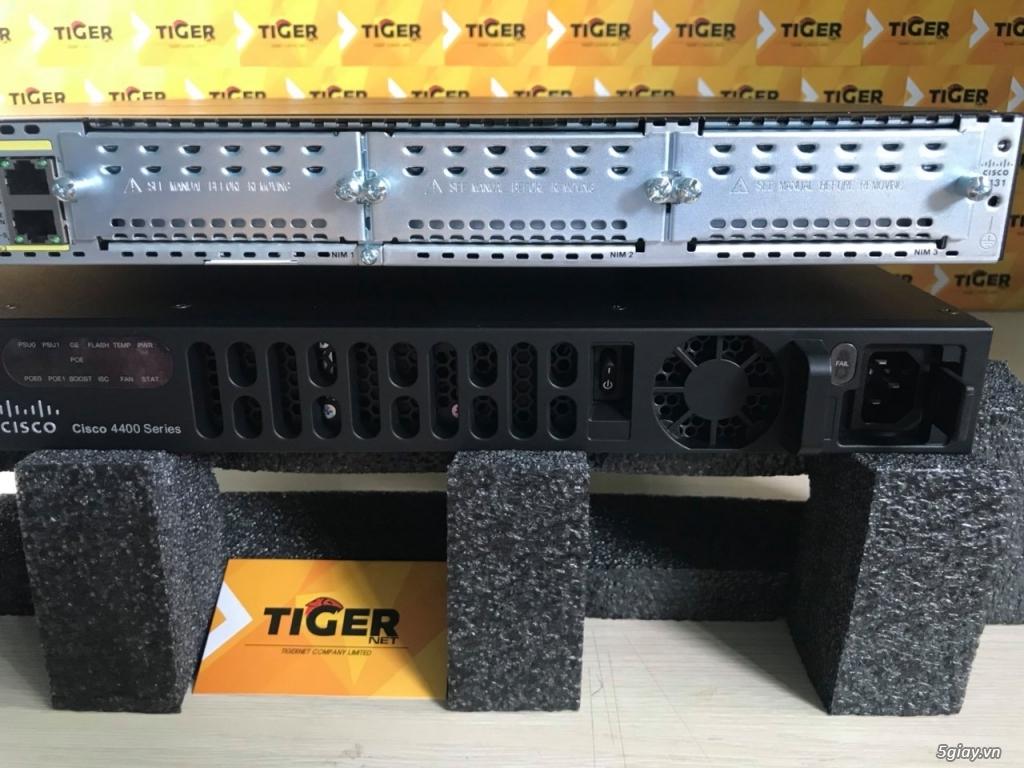 Thiết bị định tuyến (router) Cisco siêu rẻ! Bảo hàng 06 - 12 tháng! - 21