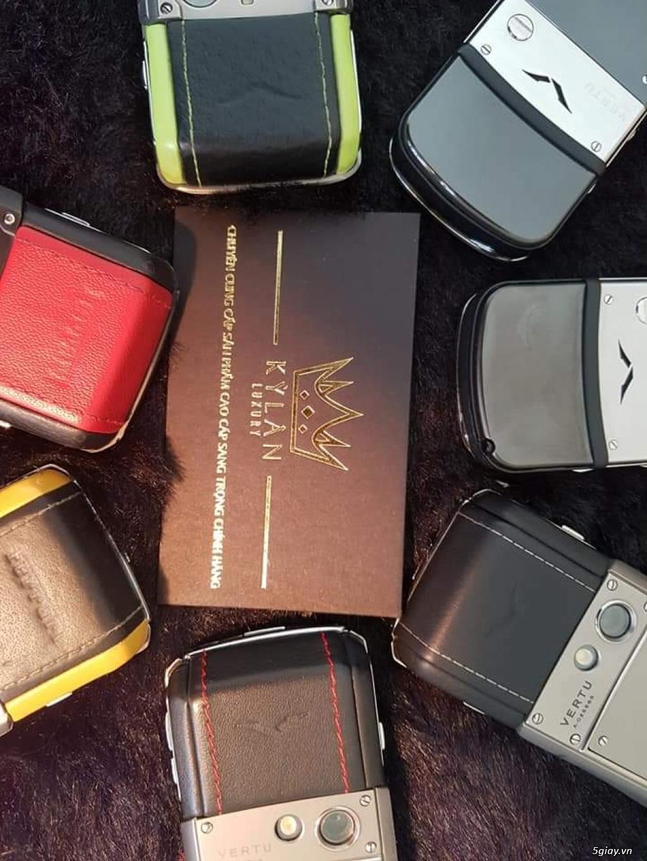 Ông hoàng điện thoại chính hãng Vertu // Nokia 8800 - 6700 - Mobiado - 13