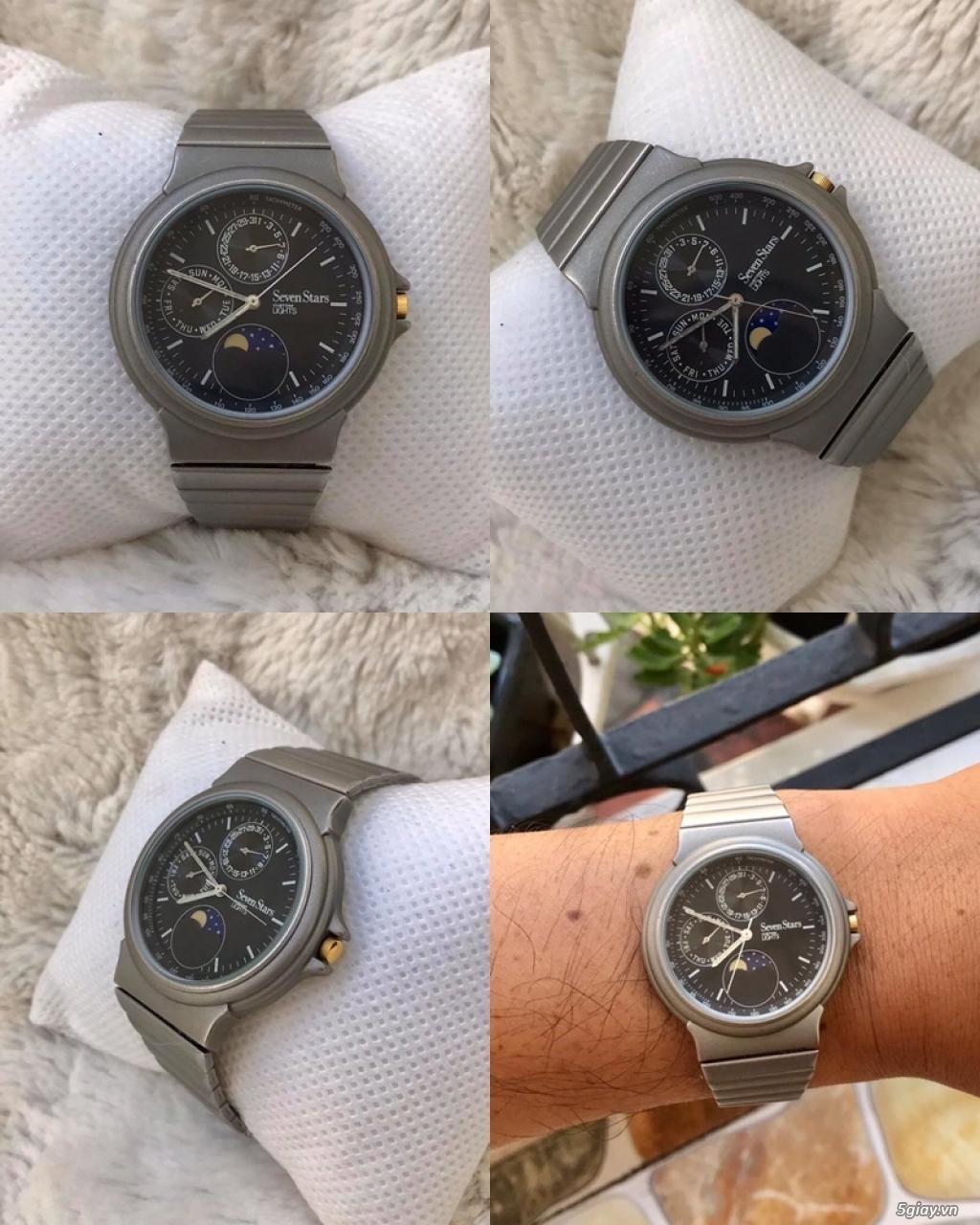 Kho đồng hồ xách tay chính hãng secondhand update liên tục - 35