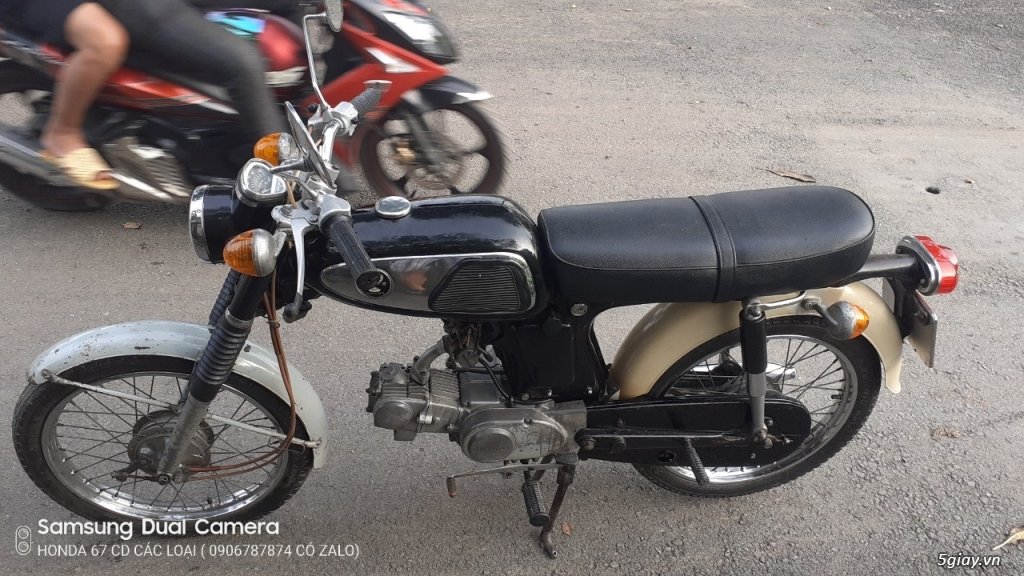 Honda SS50 67 cd các loại cho ae đam mê. - 3