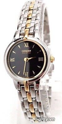 [Watches for Women] CITIZEN Eco-Drive / End 22h59 25/10/2019.