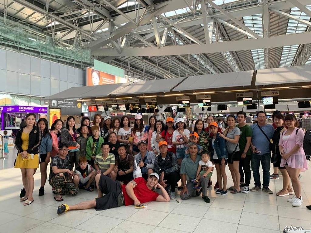 Công ty chuyên tổ chức Tour Thái Lan giá rẻ