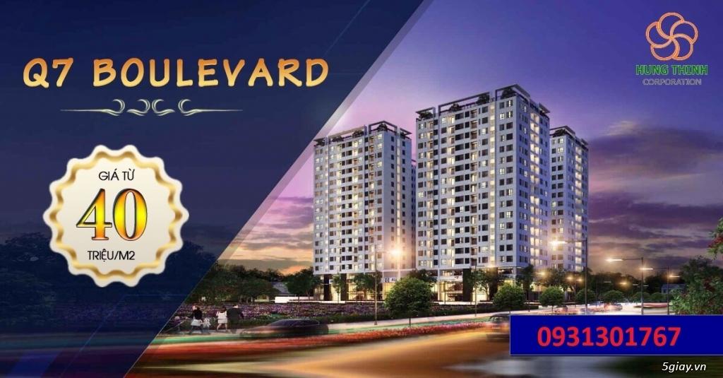 Căn hộ Q7 Boulevard tại Q7 tặng căp vé tour Singapo hơn 30tr/ bảng giá - 7